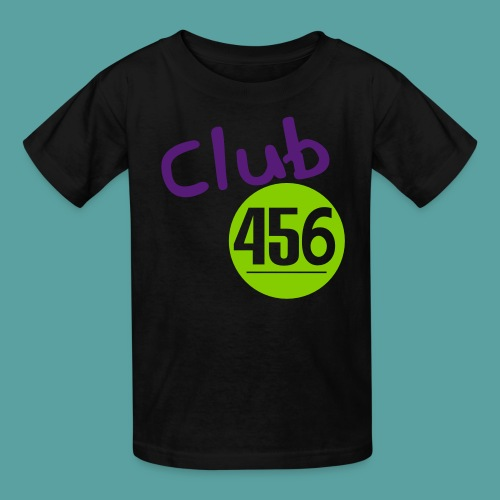 Club 456 youth Tee - Kids' T-Shirt