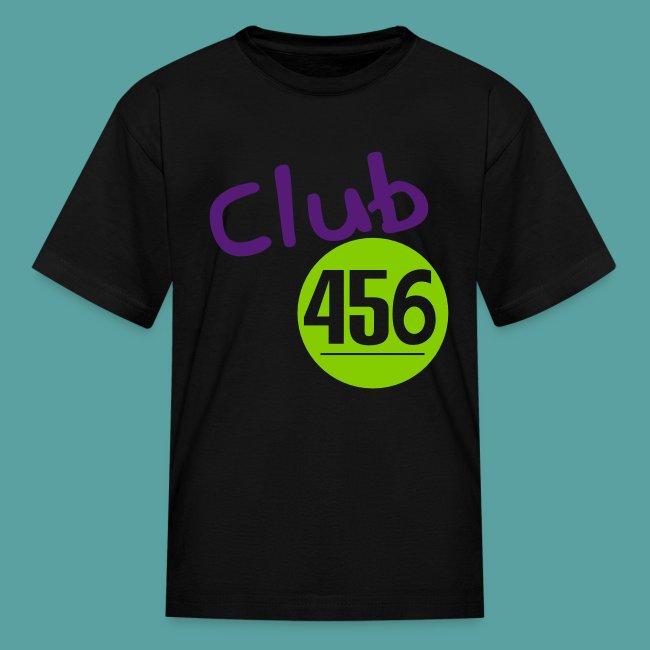 Club 456 youth Tee
