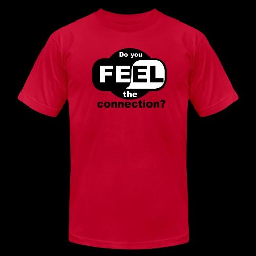 Wifi connection - Men's Fine Jersey T-Shirt