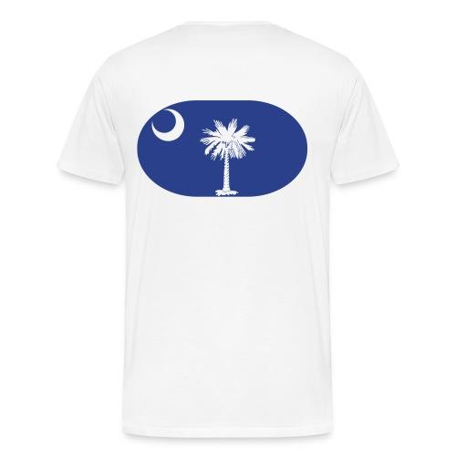 South Carolina Basic Design - Men's Premium T-Shirt
