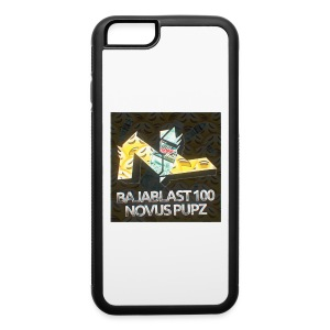 BajaBlast100 Novus Pupz iPhone 6 Case - iPhone 6/6s Rubber Case