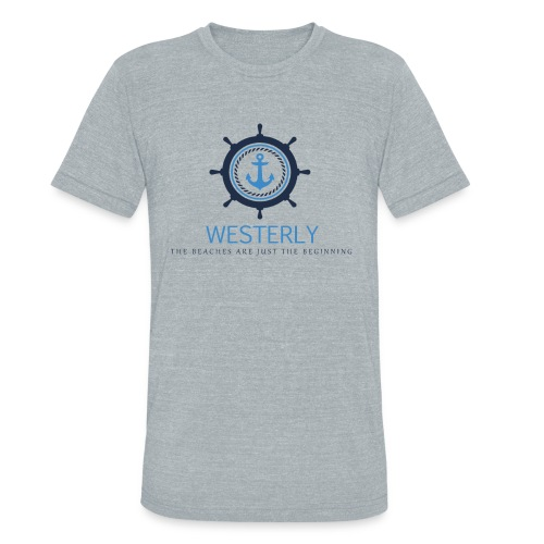 Men's Tri Blend T Shirt - Unisex Tri-Blend T-Shirt