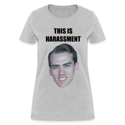 Light Harassment (Women's) - Women's T-Shirt