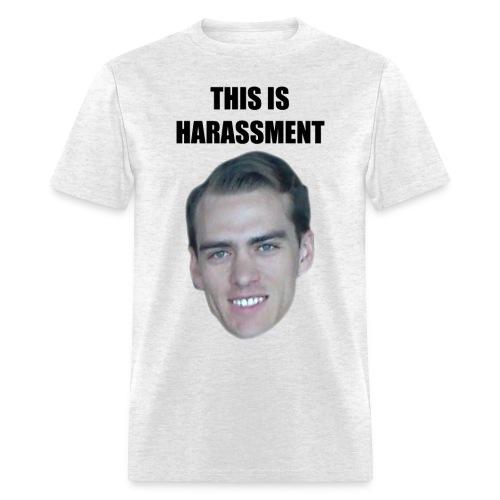 Light Harassment (Men's) - Men's T-Shirt