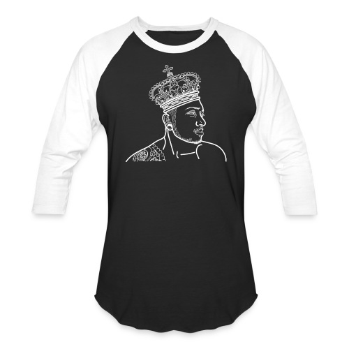 Special Edition Lord Elijah Jersey White Outline - Baseball T-Shirt