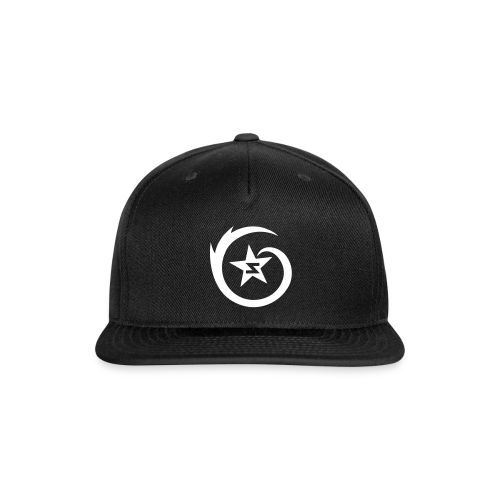SWIRL Logo Snapback Classic - Snap-back Baseball Cap