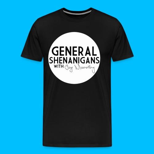 Mens Logo T-Shirt - Men's Premium T-Shirt