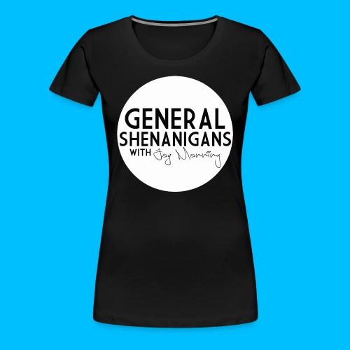 Womens Logo T-Shirt - Women's Premium T-Shirt