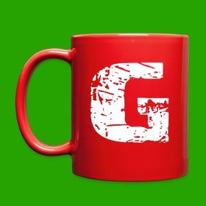 TAZA 'G' LOGO - Full Color Mug