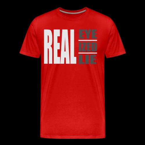 real - Men's Premium T-Shirt