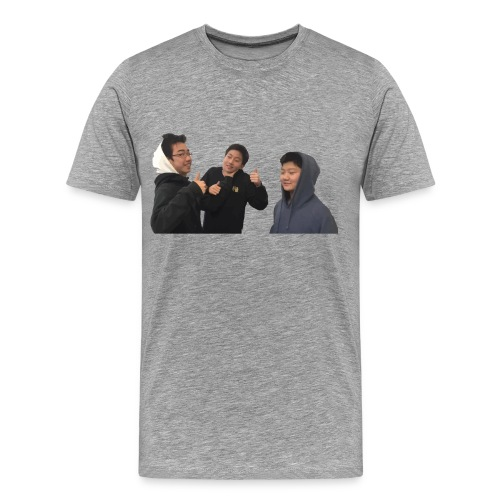 SKRUBS SHIRT CHOKE/m - Men's Premium T-Shirt