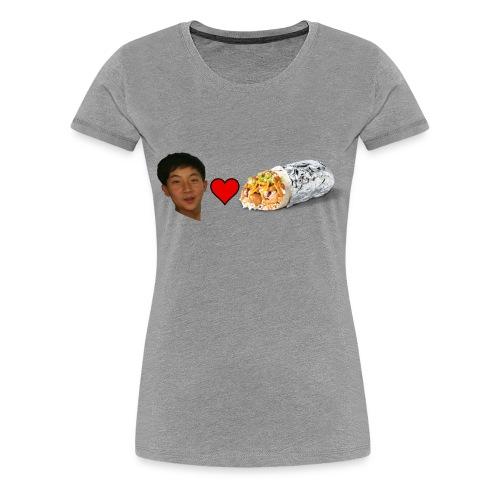 SKRUBS SHIRT JUNEHEE X BURRITO/f - Women's Premium T-Shirt