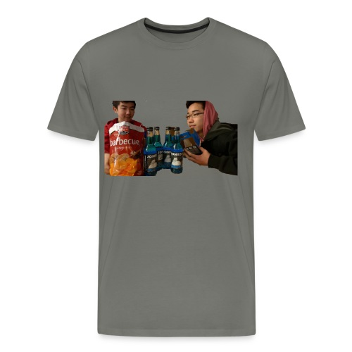 SPIRIT SHIRT JONES/m - Men's Premium T-Shirt