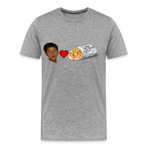 SKRUBS SHIRT JUNEHEE X BURRITO/m - Men's Premium T-Shirt