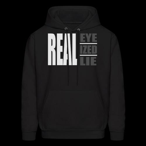 real - Men's Hoodie