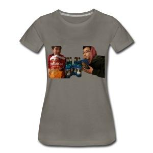 SPIRIT SHIRT JONES/f - Women's Premium T-Shirt