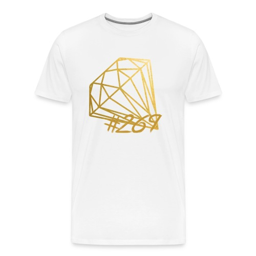 269 Diamond Logo Men's Tee - Men's Premium T-Shirt
