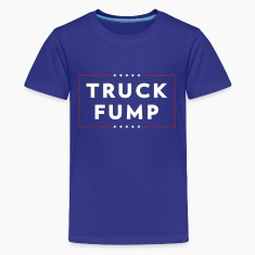 Truck Fump Youth Tee