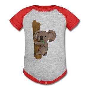 Koala 1 - Baby Contrast One Piece