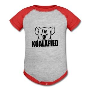 Koala 4 - Baby Contrast One Piece