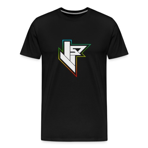 TheJimmyJ57 New Logo Tees [Game On] - Men's Premium T-Shirt