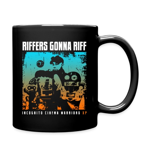 Riffers Gonna Riff Mug - Full Color Mug