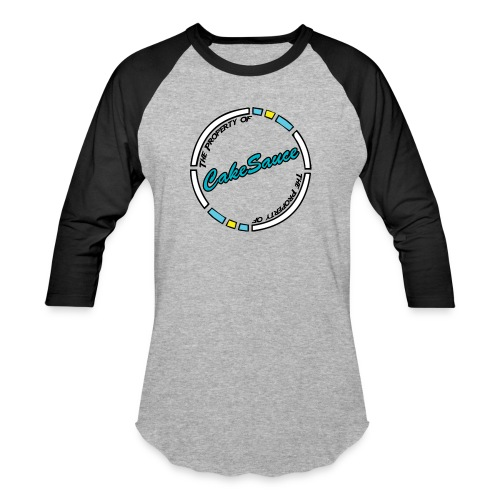 CakeSauce T-Shirt T-Shirts - Baseball T-Shirt