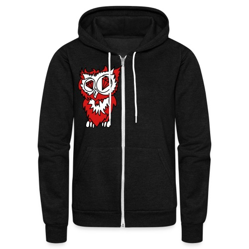 OFFICIAL - Unisex Fleece Zip Hoodie
