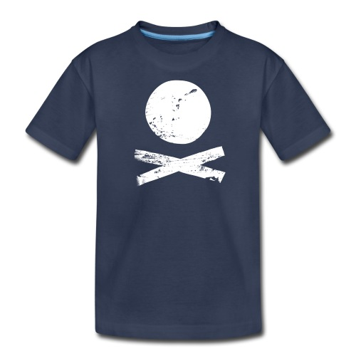 Skull and Bones - Kids' Premium T-Shirt