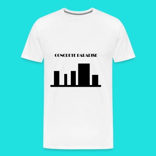 CONCRETE PARADISE - Men's Premium T-Shirt