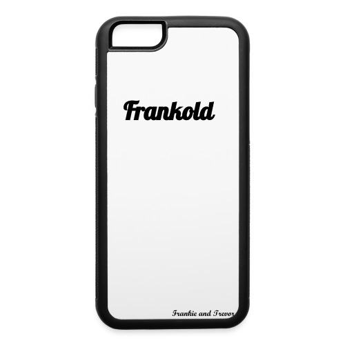 Frankold iPhone 6 case - iPhone 6/6s Rubber Case