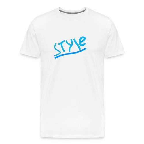 Style - Men's Premium T-Shirt