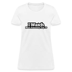 Women's T-Shirt - Top 10  - Women's T-Shirt