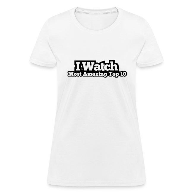 Women's T-Shirt - Top 10