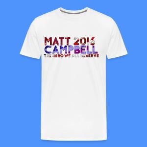 Matt Campbell 2016 - Men's Premium T-Shirt