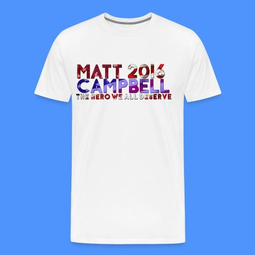 Matt Campbell 2016