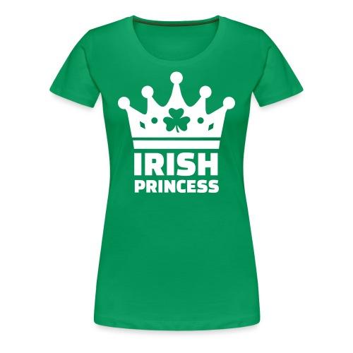 Women's Irish Princess - Green - Women's Premium T-Shirt