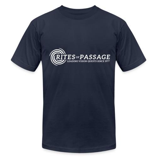 Men's T-shirt Navy - Men's Fine Jersey T-Shirt