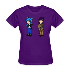 ShadowRockZX x  ite Eve - Women's T-Shirt