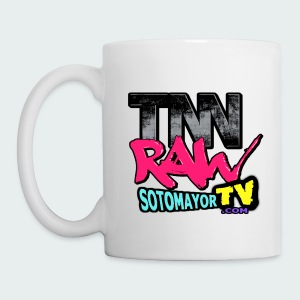 One Tuff N.E.R.D.... TNN RAW LADIES - Coffee/Tea Mug