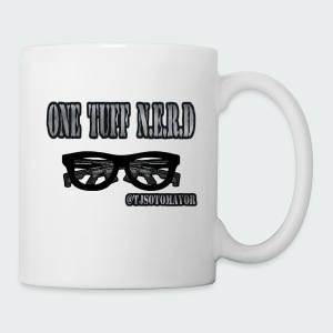 One Tuff N.E.R.D.... TNN RAW - Coffee/Tea Mug