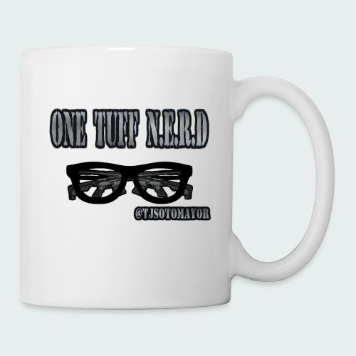 One Tuff N.E.R.D.... TNN RAW - Coffee/Tea Mug