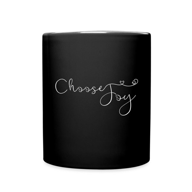 Choose Joy Mug