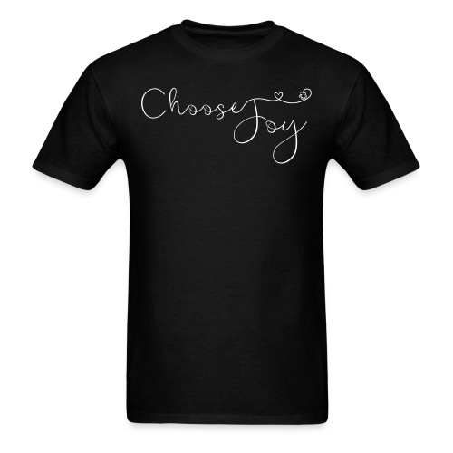 Men's Choose Joy T-Shirt  - Men's T-Shirt