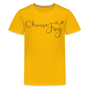 Kids' Choose Joy T-Shirt - Kids' Premium T-Shirt