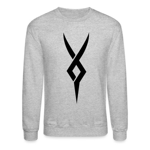 YLLiBz Jumper Black Logo - Crewneck Sweatshirt