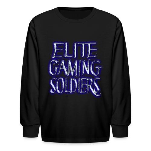 Kids' Long Sleeve T-Shirt EGS  - Kids' Long Sleeve T-Shirt