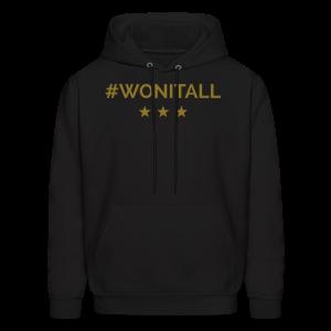 Hope #WonItAll - Men's Hoodie