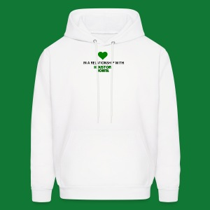 I'm in a relationship with Houston NORML Hoodie - Men's Hoodie