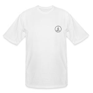 TBC Full Circle on White - Men's Tall T-Shirt